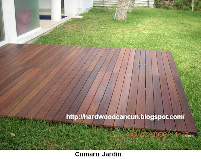 Deck for Pisos de madera para exteriores