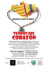 Dia mundial del tejido!!!! 13 de junio