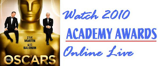 Watch Oscars 2010 Online