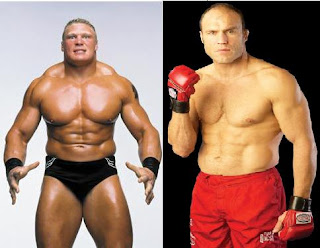 Watch Brock Lesnar vs Randy Couture Online