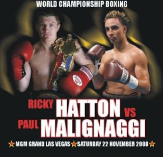 Watch Ricky Hatton vs Paulie Malignaggi Sopcast