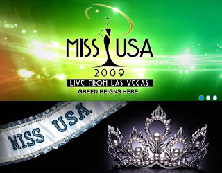 Watch Miss USA 2009 Live