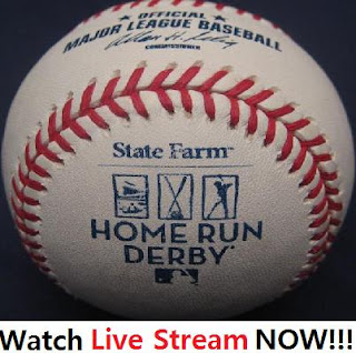Home Run Derby Live Streaming