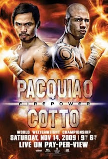 Watch Pacquiao vs Cotto Online Free