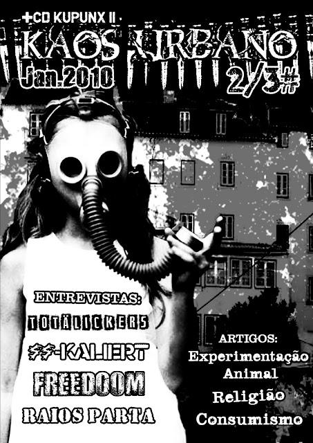 Kaos Urbano 2/3#