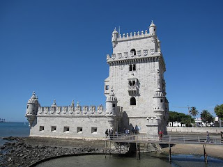 Torre de Belén, Portugal Foto: Bernt Rostad