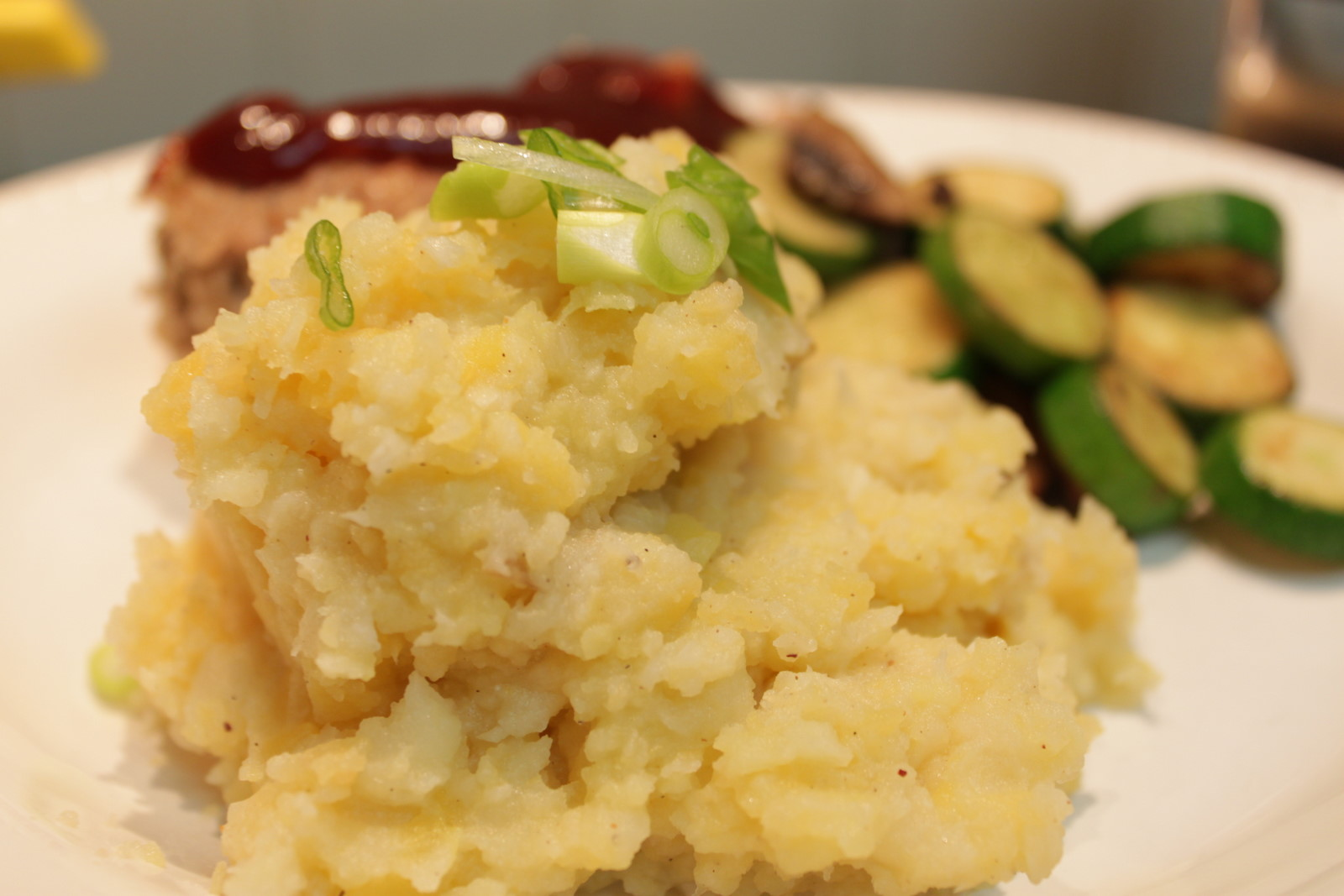Wholesome Dinner Tonight: Buttermilk Mashed Celery Root ...