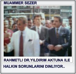 MUAMMER SEZER y