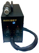 BLOWER QUICK 857 ANALOG