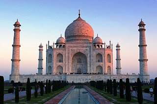 Most beautiful monument in India, Taj Mahal