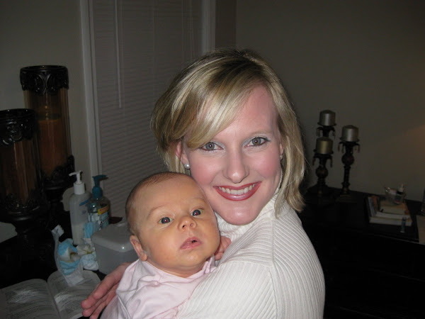 Maddie and Mommy!