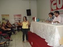 Reunião para avaliação da adesão da regionais ao movimento de greve - 07/08/2008.