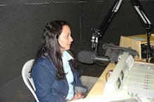 Entrevista nas rádios Sol FM e Orquídea FM.