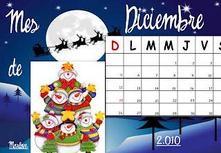 Llegó Diciembre: Calendarios Navideños - Secretos Marlove
