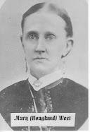 Mary Hoagland 1829-1870