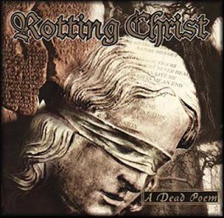 Rotting Christ - Discografia @ 320 kbps [MF] Front