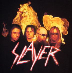Slayer - God Send Death