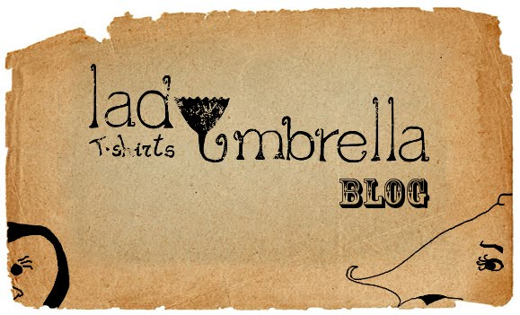 LadyUmbrella - T-Shirts and Life..
