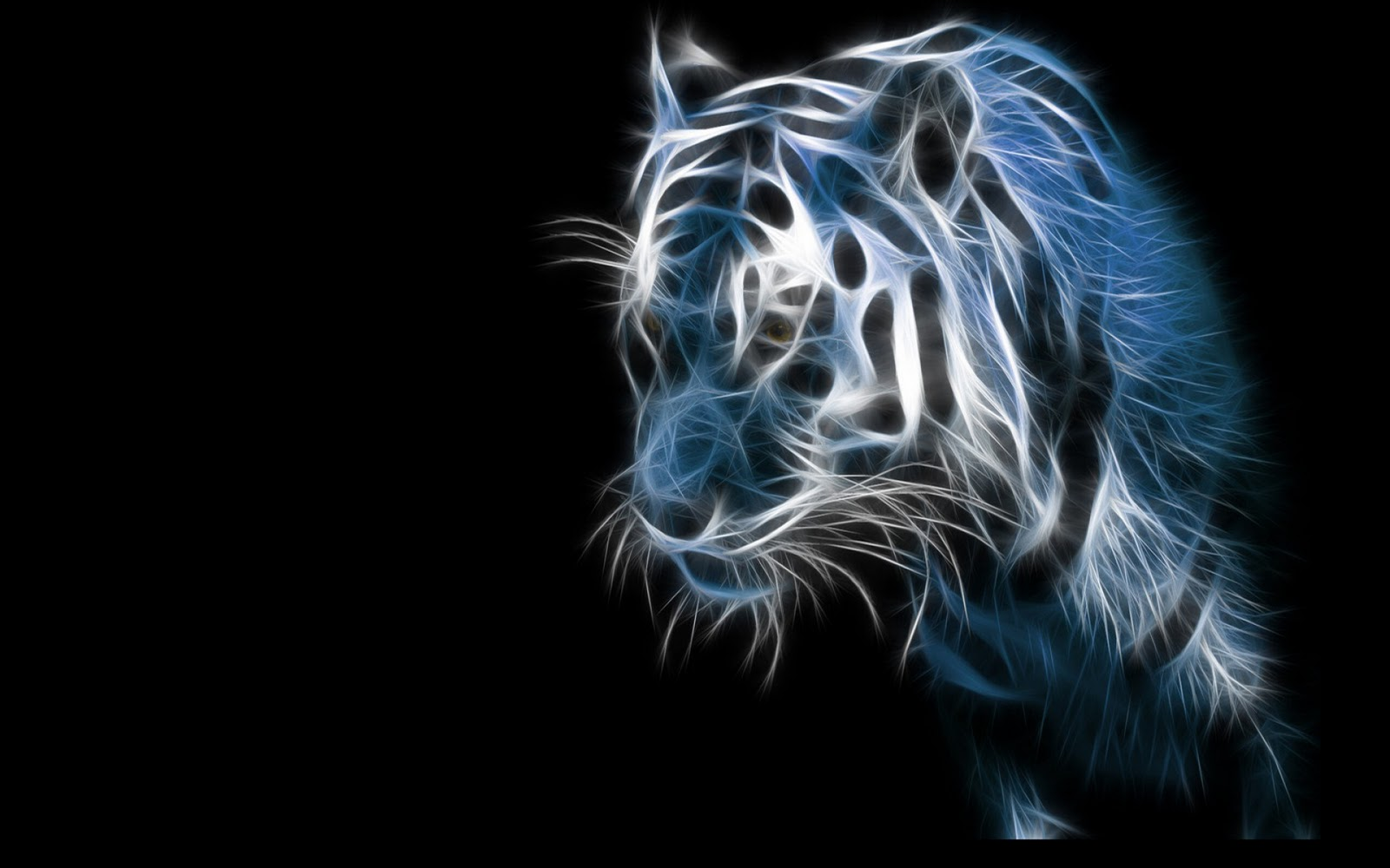3D Wallpapers: Tiger Wallpapers