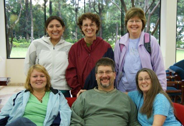CBNC Paraguay Short Term Mission 2009