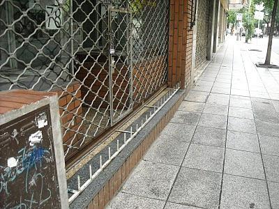 Antimendigo en Buenos Aires