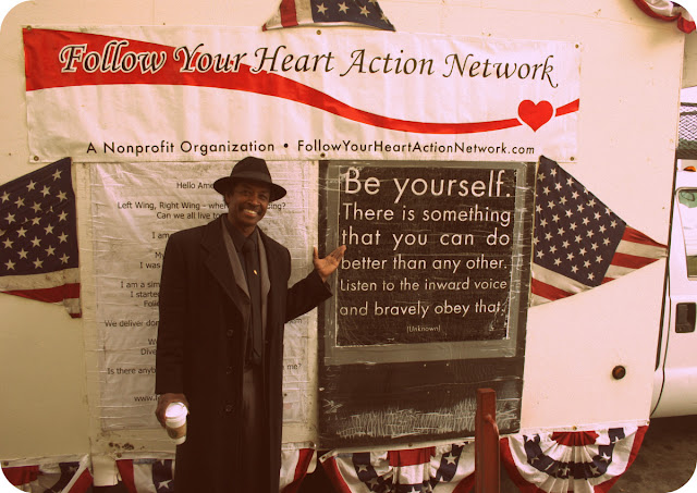 Curtis reliford follow your heart action network
