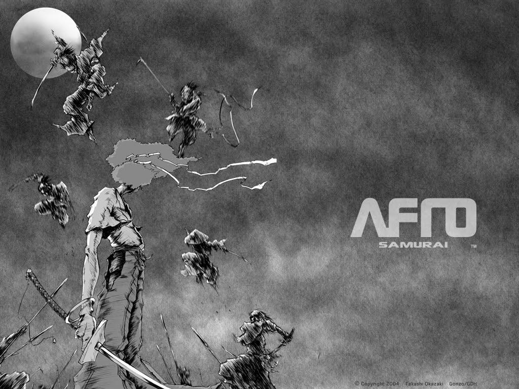 Afro Samurai: アフロサムライ: