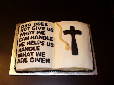 Bible Birthday Cakes http://msicedandsliced.blogspot.com/2009/09/bible-cake.html