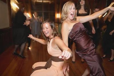 RI wedding reception