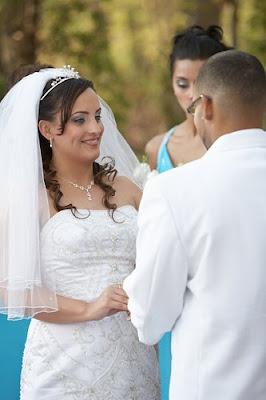 RI wedding ceremony