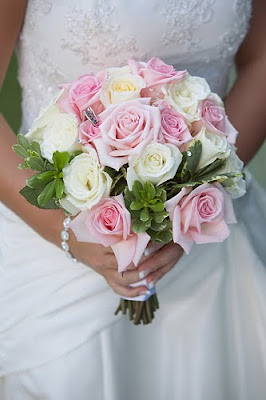 RI wedding bouquet