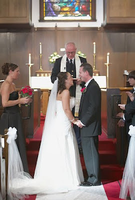 Church of the Transfiguration wedding