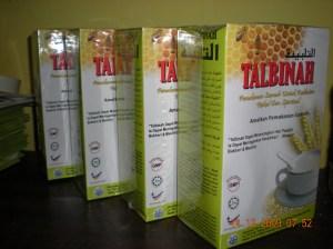 TALBINAH-Pemakanan Sunnah Untuk Kesihatan Fizikal