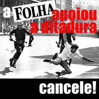 Cancele a Folha já!