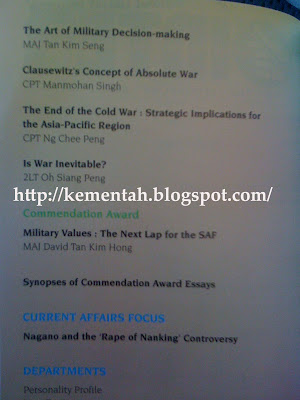 cdf essay 2009