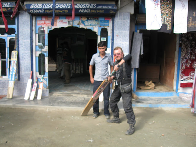 Anyone for cricket?
