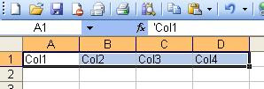 Convert Rows to Columns and vice versa in Excel - via Tech.Xpress (txpress.blogspot..com)