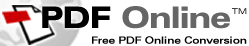 PDF2Word Online - Convert PDF to Word Online for Free