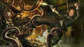 kraken beast monster wallpaper picture