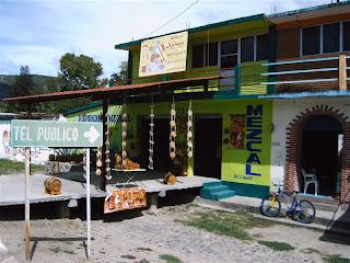 Paysages du Mexique - Mitla, mezcal