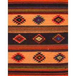 Paysages du Mexique - Teotitlan del valle tapisserie