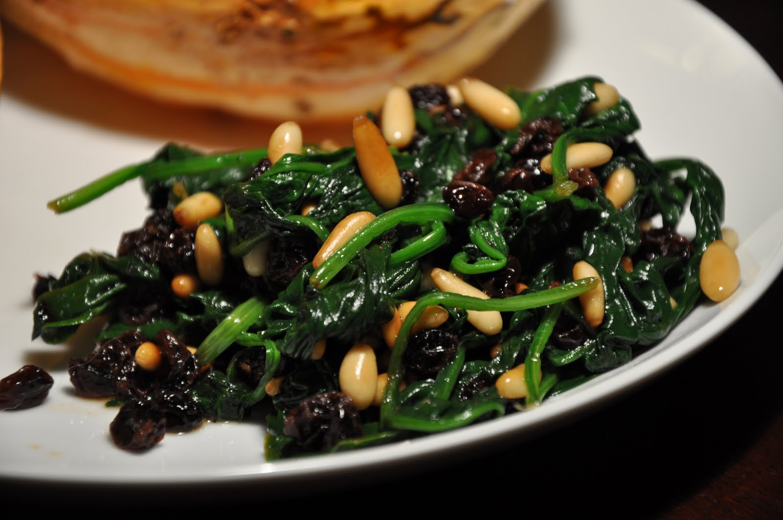 Slice of Rice: Maple-Roasted Delicata Squash and Spinach ...