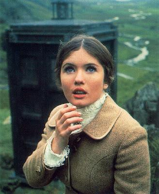 Victoria Waterfield (Deborah Watling)