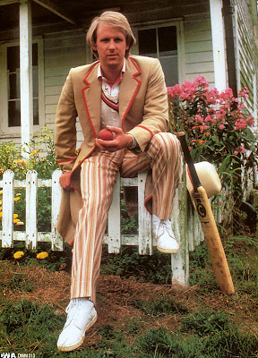 The 5th Doctor (Peter Davison)