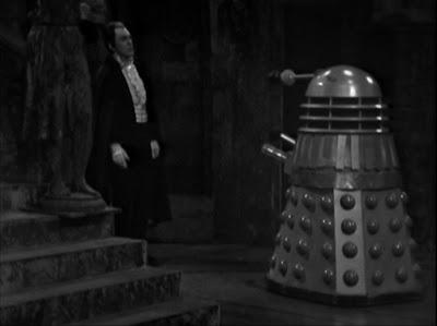 Dracula vs a Dalek