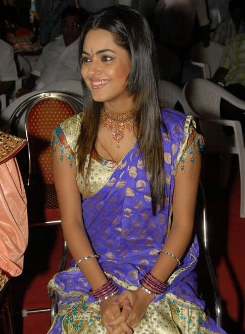 meera chopra spicy in saree glamour  images
