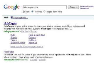 Find Authority Websites