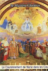 Le Couronnement de Marie dans les Cieux