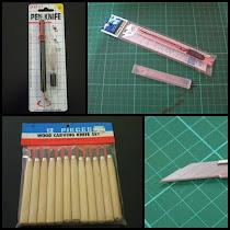 手工刀/雕刻刀 ART CUTTER