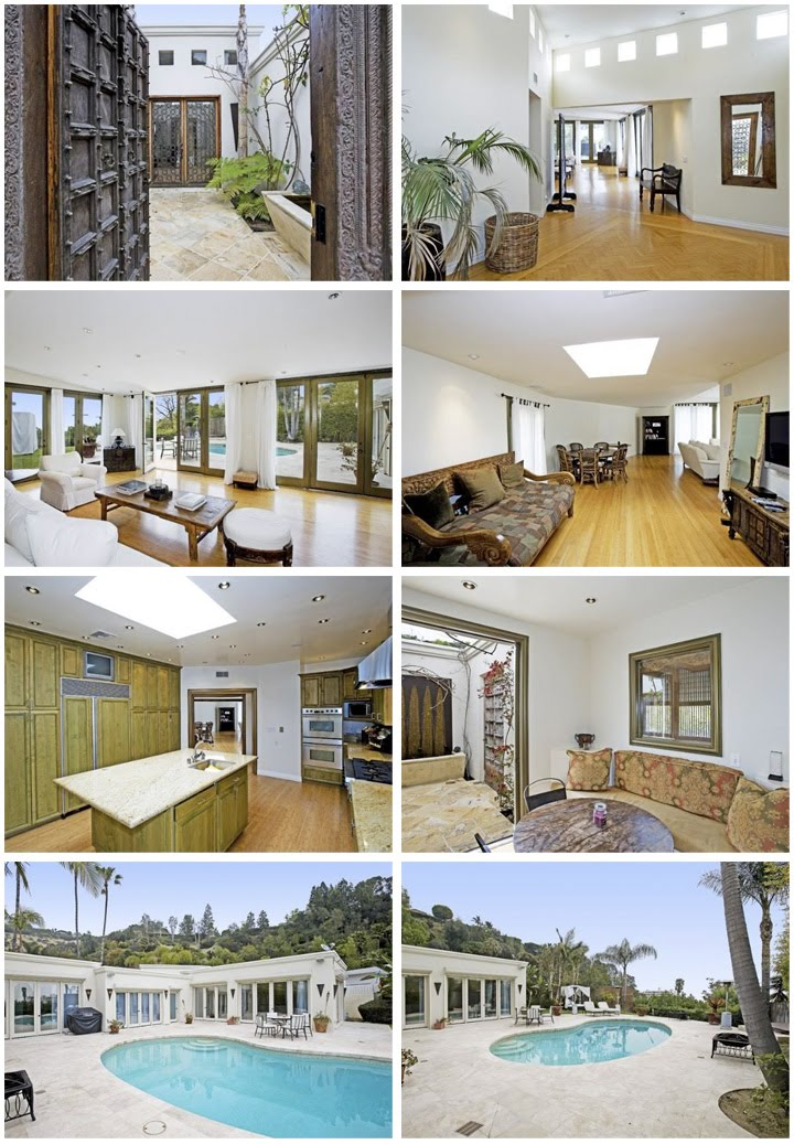 Penelope cruz lists los angeles home for 3 7m aol finance for La celebrity home tours